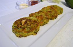 como hacer hamburguesas de calabacín, verdura o veganas