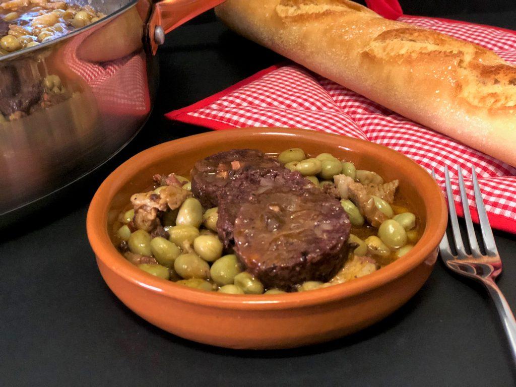 como cocinar habas a la catalana