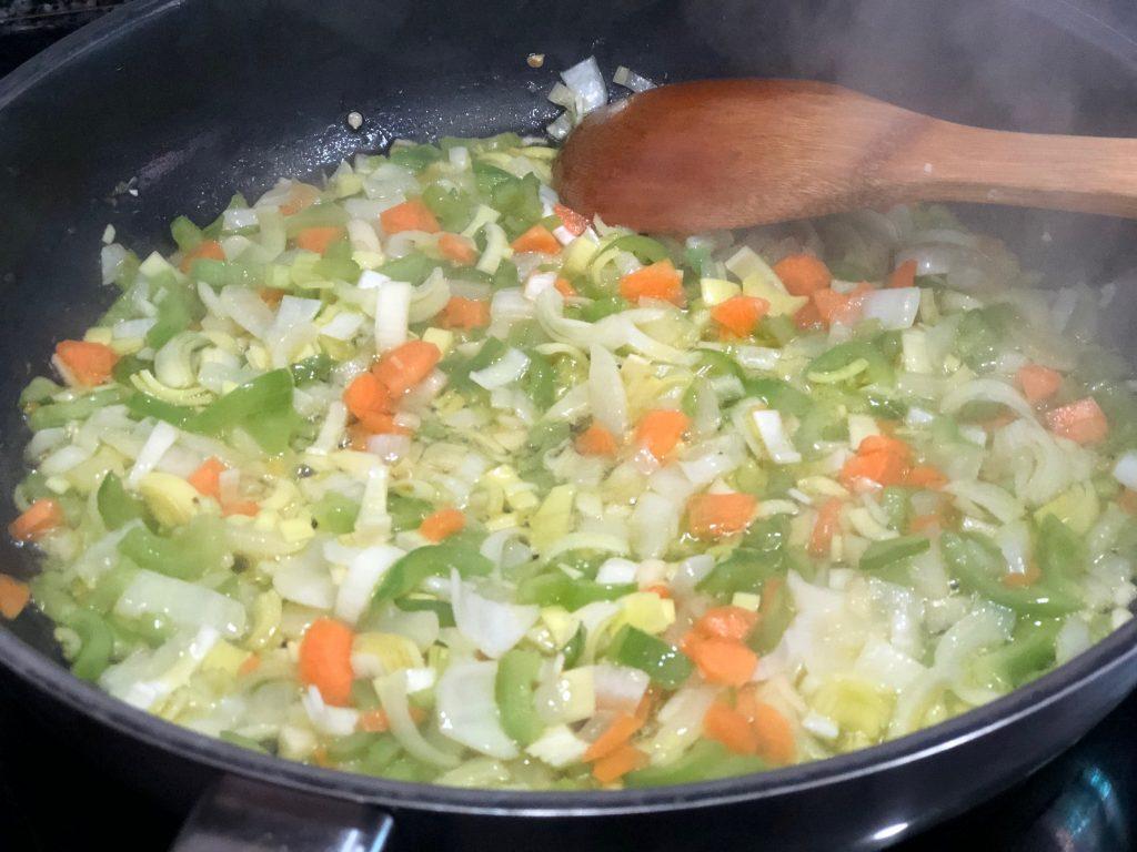como hacer salsa boloñesa de pollo