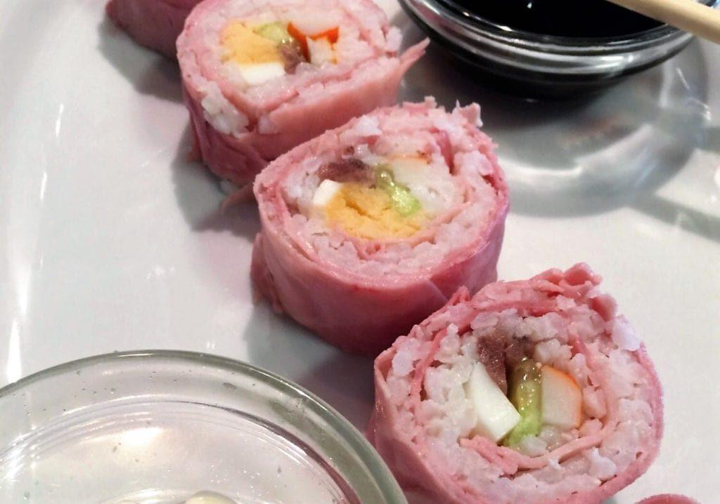como hacer sushi fácil y rápido