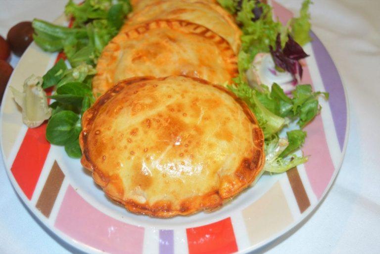 como hacer empanadillas faciles al horno