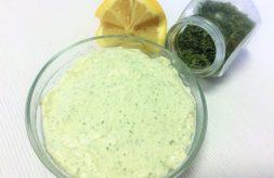 como hacer mayonesa de almendras y limon