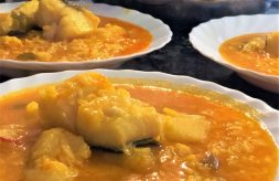 como cocinar arroz con bacalao
