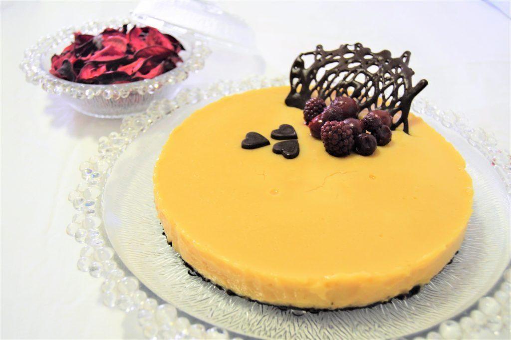 como hacer natillas o tarta de natillas