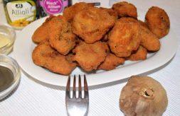 como hacer lagrimas de pollo crujientes