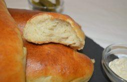 como hacer panes de viena tiernos