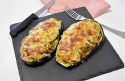 como hacer berenjenas rellenas de carne al curry (faciles y rapidas)