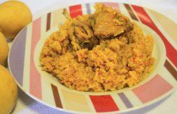 como cocinar arroz con pollo