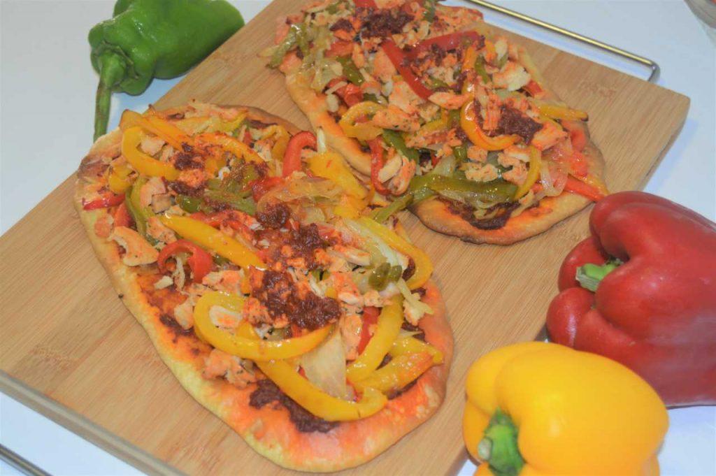 como hacer coca de verdura