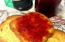 como hacer mermelada casera de fresas al microondas