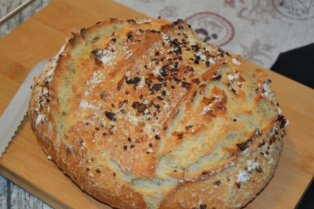 como hacer pan de espelta