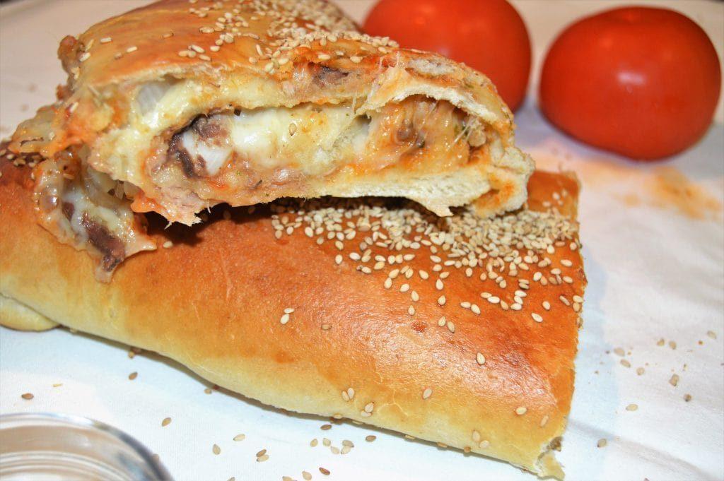 como hacer pan o pizza