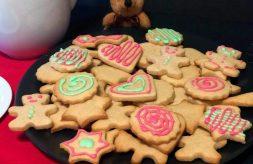como hacer galletas fáciles y decoradas