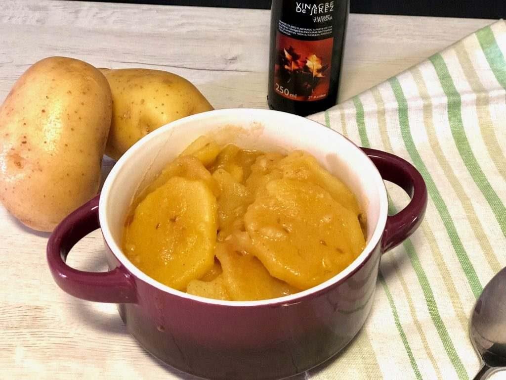 como jhacer patatas en caldillo o adobillo fáciles
