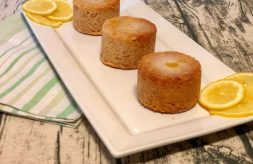 como hacer bizcocho de limón
