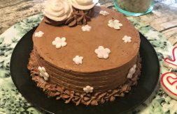 como hacer pastel de chocolate
