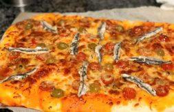 como preparar pizza