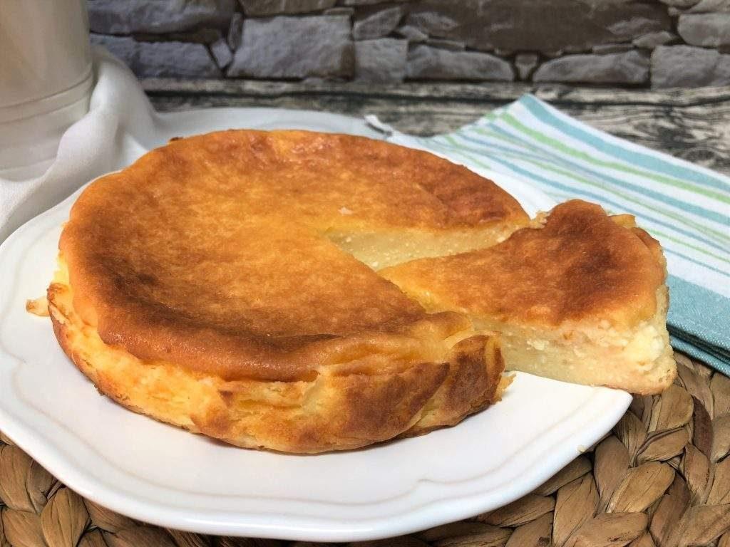 como hacer tarta de queso y yogur