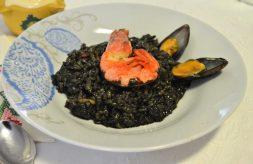 como hacer arroz negro