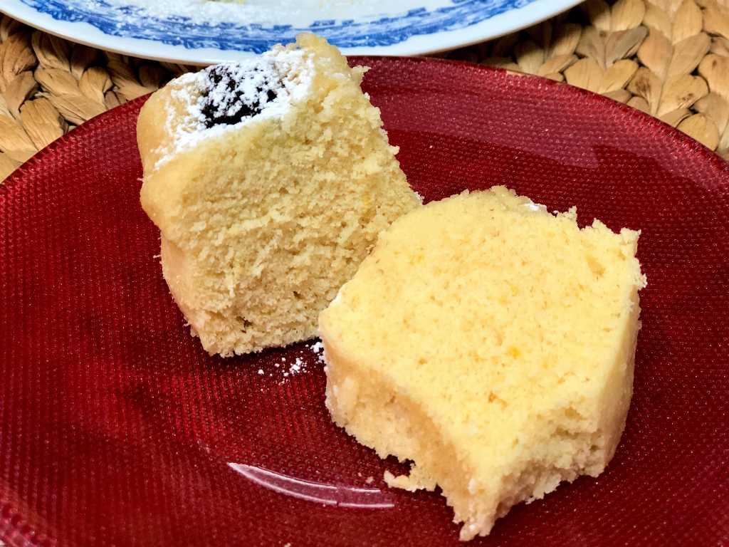 como hacer bizcocho de nata y limón