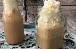 como hacer milkshake