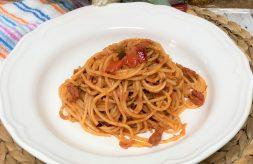 como hacer espaguetis