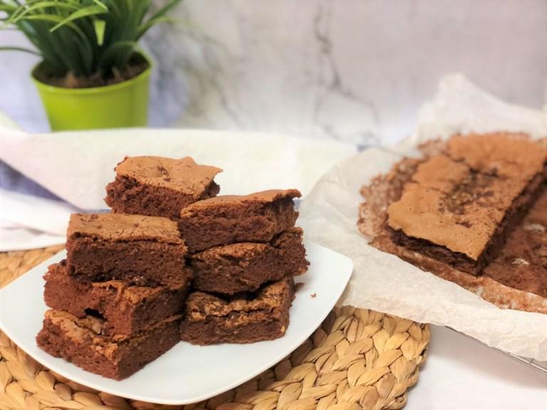 como hacer bizcocho de chocolate al baño maria