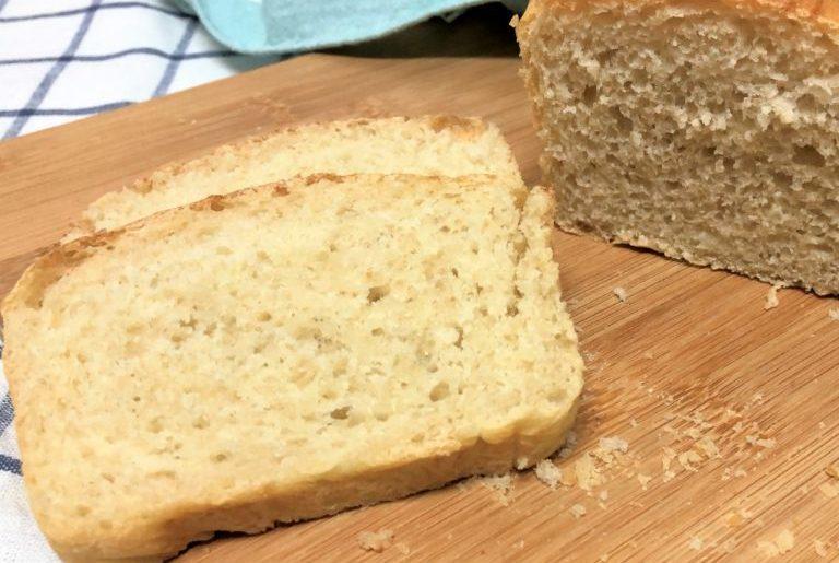 como hacer pan de sandwich