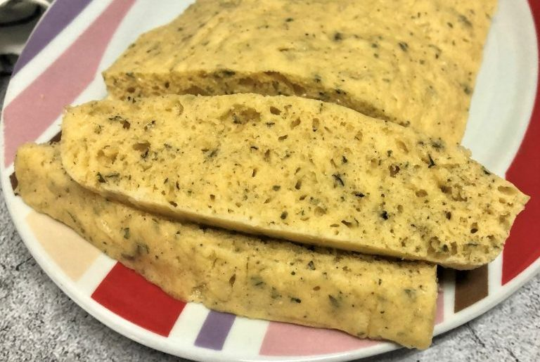 como hacer pan de ajo y queso rapido